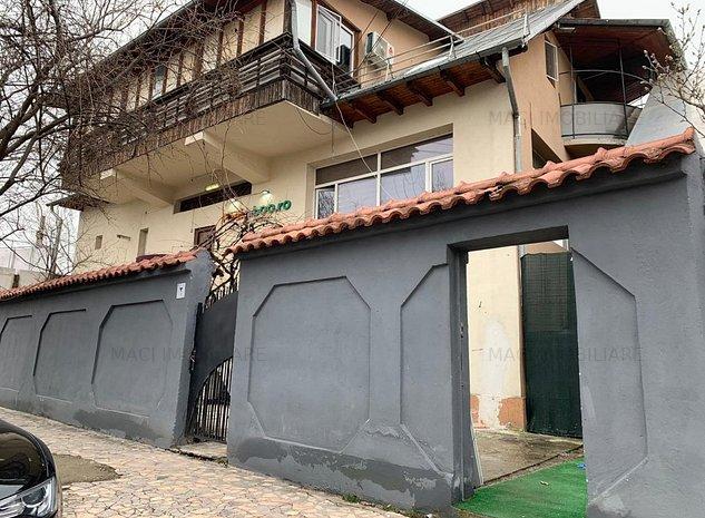 Spatiu 6 Camere Bd.Bucurestii Noi-Parc Bazilescu - imaginea 1