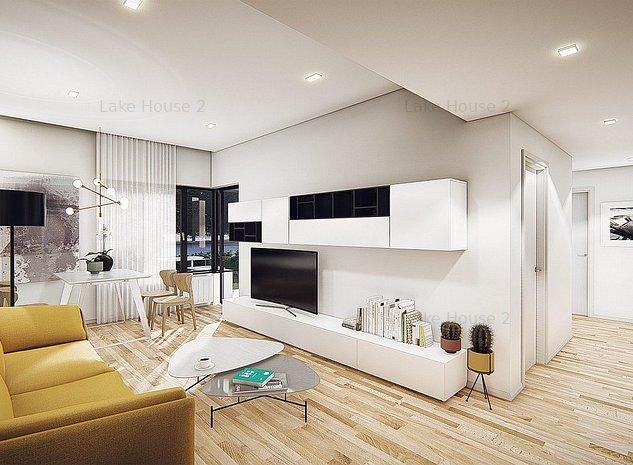 3 Camere - 5 minute Metrou - Promo Start Proiect - Lake House 2 - imaginea 1