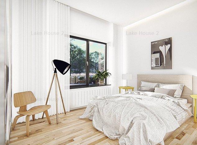 3 Camere - 5 Min Metrou - Proiect Nou - Lake House 2 - Pret Promo - imaginea 1