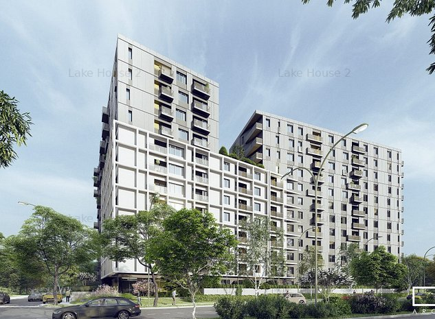 Promo Start Proiect - 5 Min Metrou - Lake House 2 - 2 Camere - imaginea 1