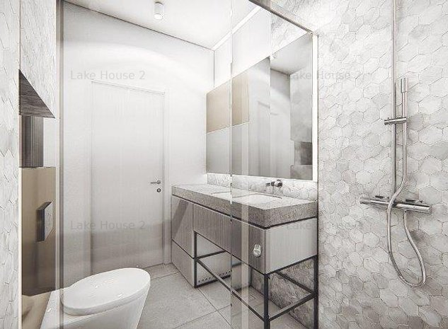 Studio 5 Min Metrou - Proiect Nou -  Lake House 2 - Pret Promo - imaginea 1
