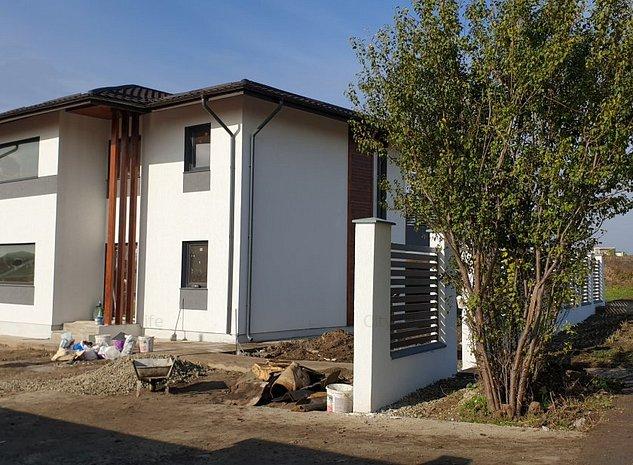 Vila zona Copou-Viticultori, 5 camere,540 mp teren, 230000 euro - imaginea 1