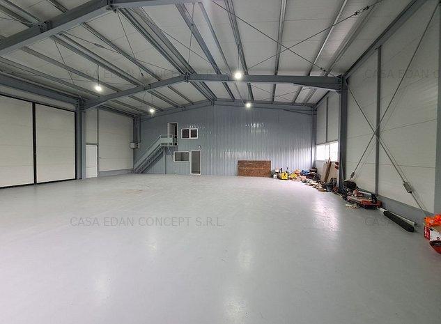 Hala industriala noua in Campina, 250mp,parcare,utilitati ! - imaginea 1