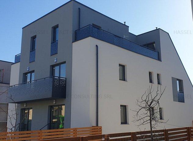 Apartament 3 camere cu CF in VILA - imaginea 1