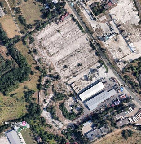 47,000mp concrete platform for rent! 9km SW of Bucharest on centura.  - imaginea 1