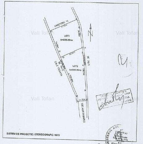 TEREN BRAGADIRU, JADULUI, 5350 MP UTILI - imaginea 1