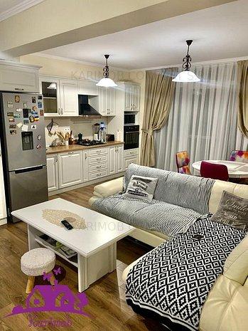 Apartament 3 camere bloc nou Iosia - imaginea 1