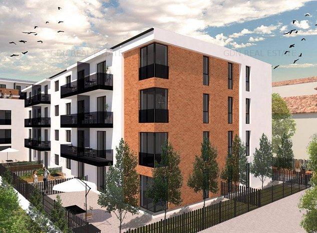 Apartament cu terasă, ultracentral! COMISION 0% CUMPĂRĂTOR! - imaginea 1