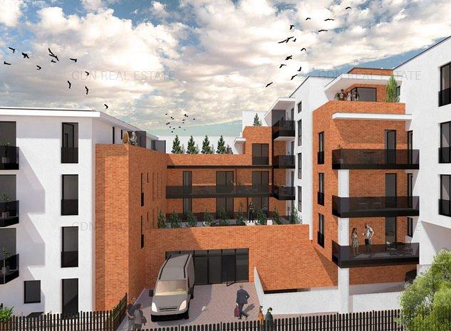 Apartament modern ultracentral! COMISION 0%! - imaginea 1