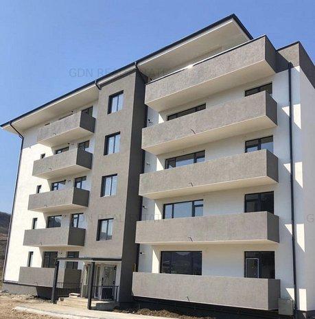 Apartamente semifinisate Florești! - imaginea 1