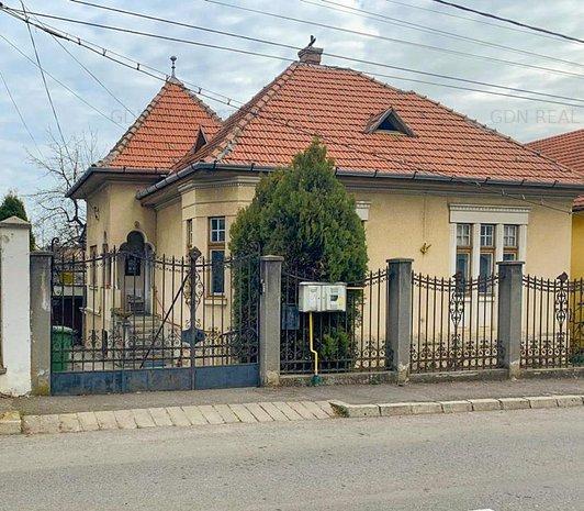 OPORTUNITATE! Casă individuală în zonă deosebită a cartierului Andrei Mureșanu - imaginea 1
