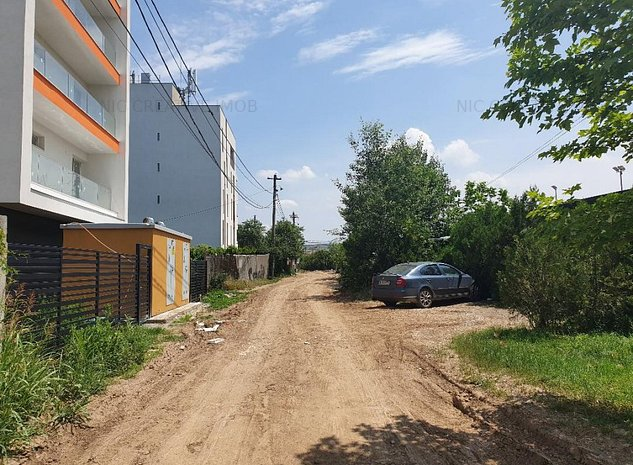 Teren Baneasa - ideal cartier rezidential - imaginea 1