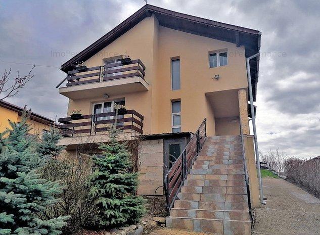 Casa individuala de vanzare in Dezmir, 250 mp utili+ 1798 mp teren ! - imaginea 1