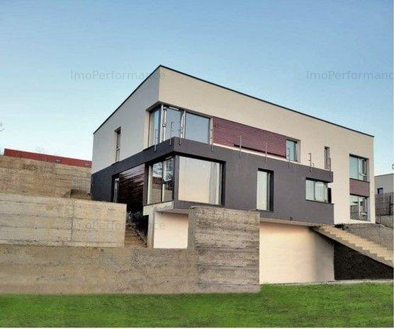 Exclusiv prin ImoPerformance! Casa individuala 155 mp + teren 500 mp, Borhanci - imaginea 1