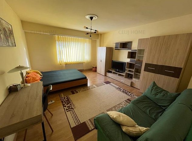 Apartament, 1 camera, 42 mp, zona Titulescu, Gheorgheni! - ID C67 - imaginea 1
