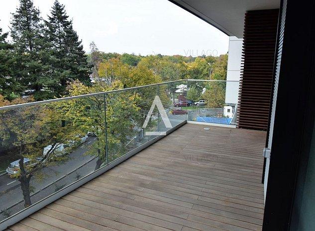 Inchiriere apartament Premium 4 camere Primaverii- Charless de Gaulle - imaginea 1