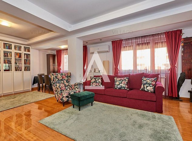 BEST DEAL apartament 3 camere Herastrau - imaginea 1