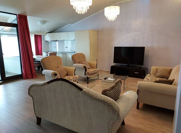 Apartament cu 3 camere de vanzare, 88mp construiti, zona Baneasa- Phoenicia - imaginea 1