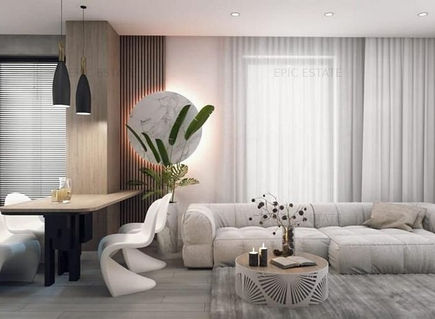 Apartament cu 3 camere de vanzare, 99mp construiti, zona Floreasca - imaginea 1