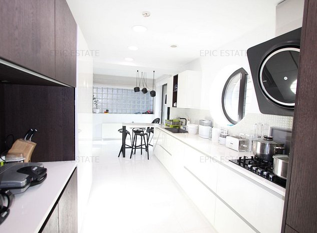 Luxury Villa for sale in Herastrau 9 rooms - imaginea 1