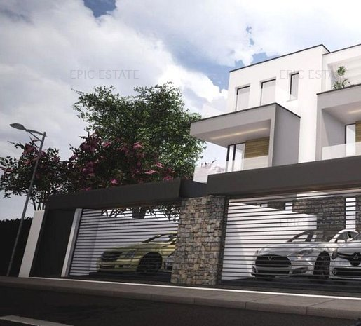 Vila speciala de vanzare, 238mp construiti, zona Baneasa- Iancu NIcolae - imaginea 1