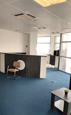 Spatiu de birou de inchiriat, 270mp utili, zona Herastrau -Aviatiei - imaginea 1