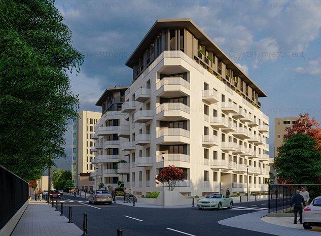 Apartament 2 camere |Lux | Herastrau Parkview - imaginea 1