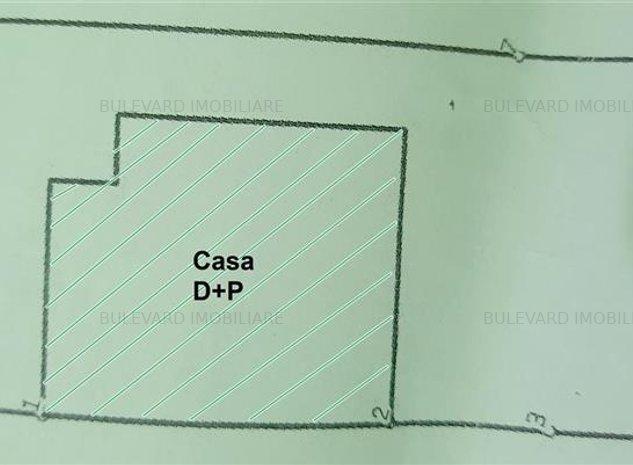 Casa individuala cu 260 mp teren la pret de apartament! - imaginea 1