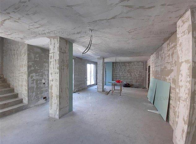 Spatiu de birouri 80 mp + 19 mp terasa, parcare subterana, zona semicentrala! - imaginea 1
