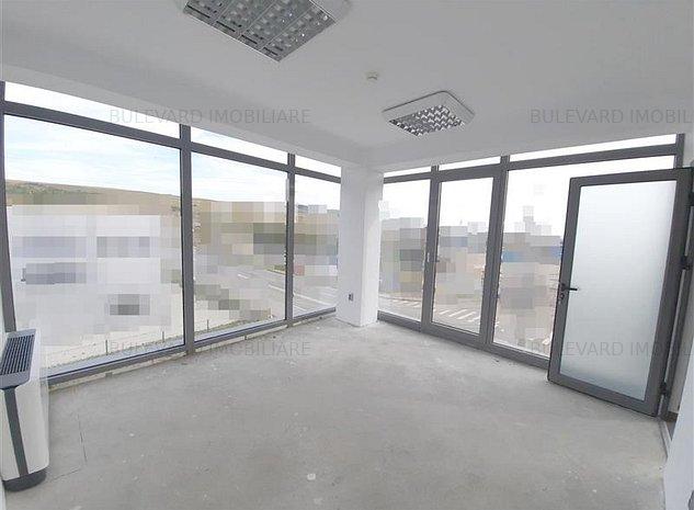 Spatiu de birouri cu posibilitate inchiriere spatiu depozitare / productie, in z - imaginea 1