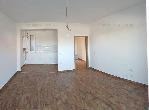 Apartament de vânzare cu două camere și gradină - imaginea 1