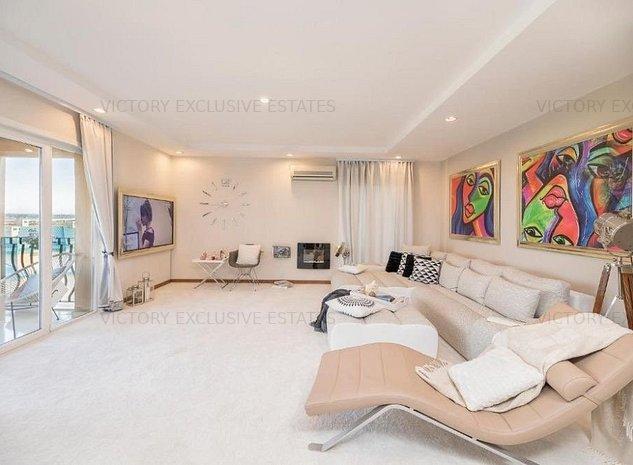 Apartamentul Cinema - 3 camere in 129mp Cosmopolis - imaginea 1