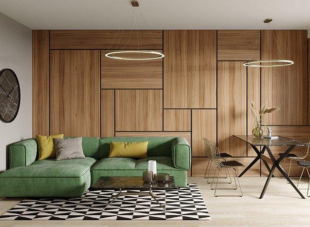 Qualis - Apartament 2 camere - imaginea 1