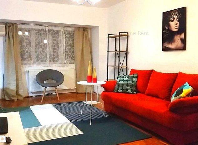 Apartament Modern/Unirii/5 min metrou/Pet Friendly - imaginea 1