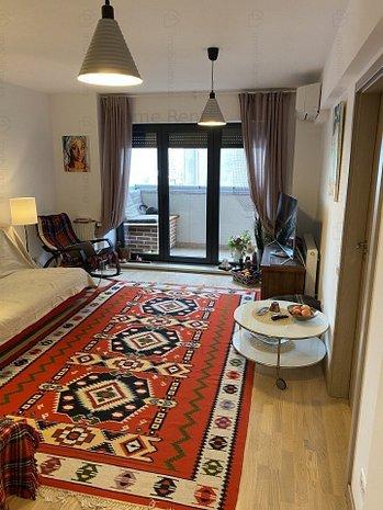 Apartament Lux+Parcare Subteran Victoriei Bloc Nou 2 bai - imaginea 1