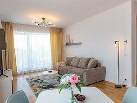 Apartament de închiriat 2 camere, în Bucureşti, zona Clăbucet