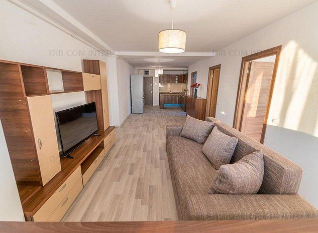 Apartament 3 camere fundeni tower, sos. fundeni nr.159, parcare, paza - imaginea 1