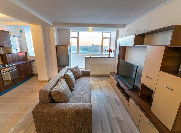 Apartament 4 camere, fundeni tower, sos. fundeni nr. 159, parcare, paza - imaginea 1