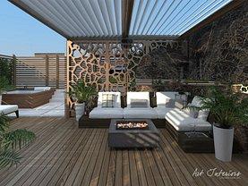 Penthouse de vânzare 6 camere, în Bucureşti, zona Moşilor