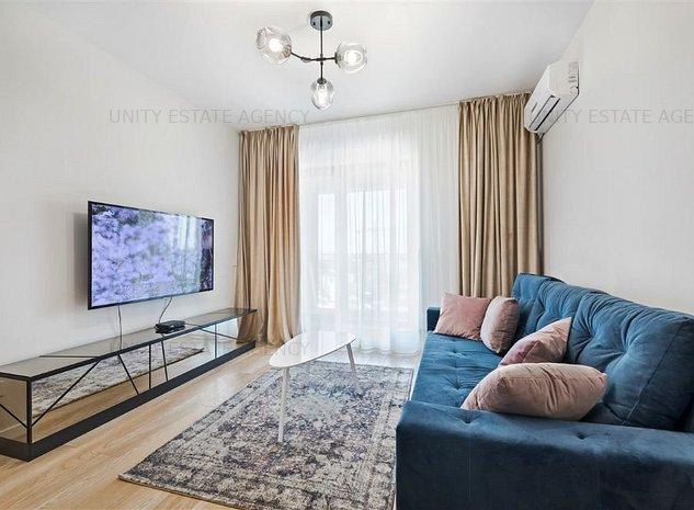Apartament Lux Plaza Residence- Loc de parcare + boxa - imaginea 1