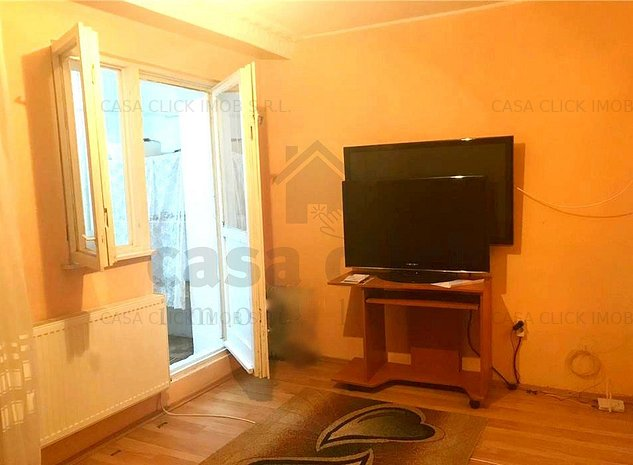 Apartament 1 camera, etaj 1, centrala termica noua, cartier Micro 14 - imaginea 1