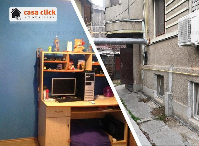 Apartament 2 camere intr-un imobil cu 2 nivele, zona centrala - imaginea 1