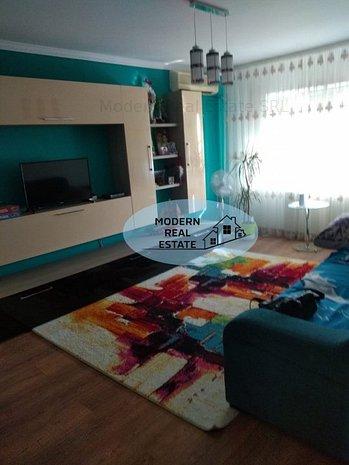 Apartament 3 camere, decomandat, mobilat-utilat, zona Inel  i - str. Soveja. - imaginea 1