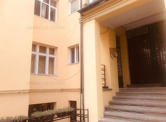 Apartament 3 camere de inchiriat pe strada Cardinal Iuliu Hossu. - imaginea 1