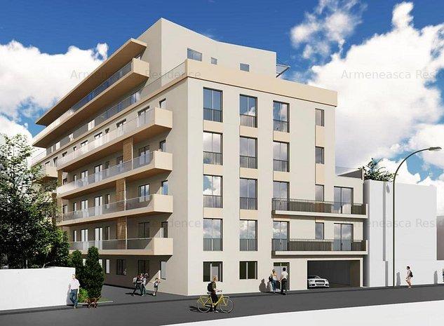 Apartament 2 camere - Adiacent C.A. Rosetti - Direct Dezvoltator - imaginea 1