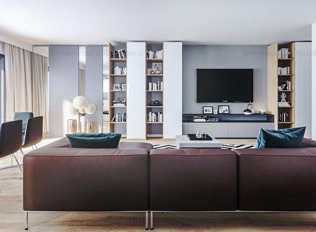 Apartament 2 camere - C.A. Rosetti - Direct Dezvoltator - imaginea 1