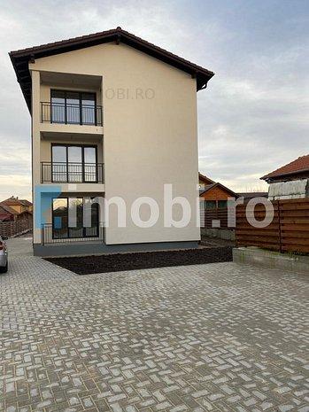 Club House Apahida, 3 camere, bloc nou. - imaginea 1