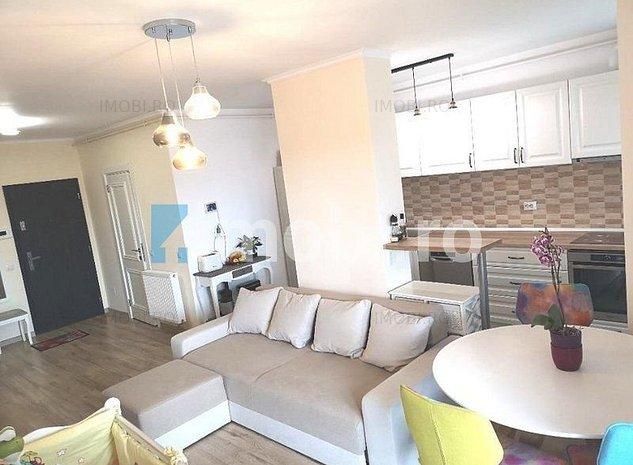 Apartament ultrafinisat cu 2 camere, Complexul Grand Park Residence, Gheorgheni - imaginea 1