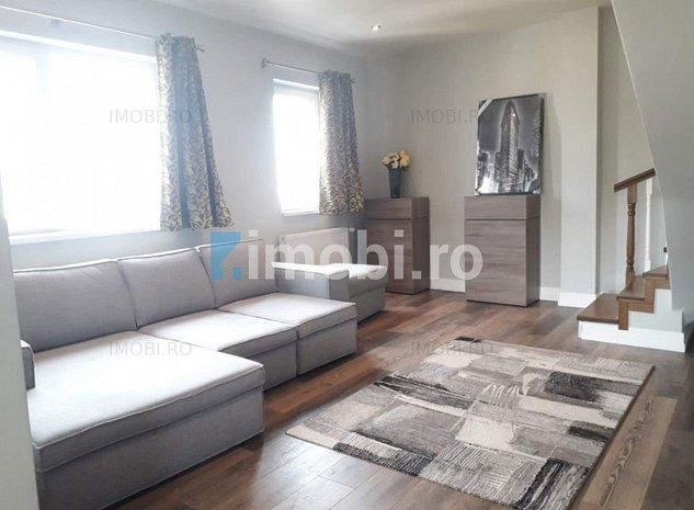 Apartament ultrafinisat cu 3 camere + parcare subterana inclusa, Dambul Rotund - imaginea 1