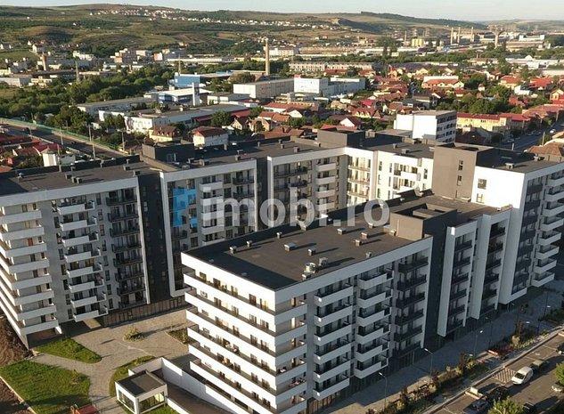 Vanzare apartament semifinisat cu 3 camere in bloc nou, Marasti - imaginea 1